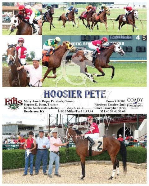 Hoosier Pete - 070314 - Race 02 - ELP