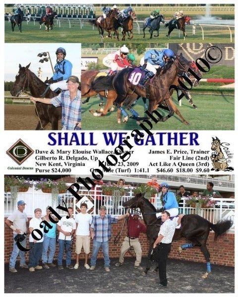 Shall We Gather  -    -  6 23 2009