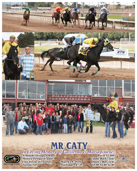 MR CATY - 031818 - Race 05 - RIL