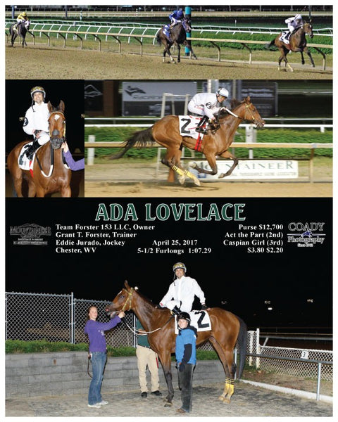 ADA LOVELACE - 042517 - Race 07 - MNR
