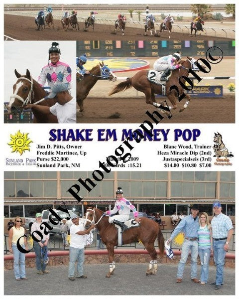 Shake Em Money Pop  -    -  3 6 2009