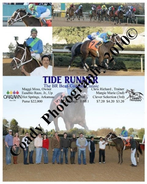 TIDE RUNNER  -  The BR Bean Counter Classic  -  2