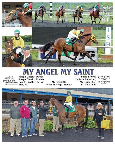 MY ANGEL MY SAINT - 052517 - Race 04 - PID