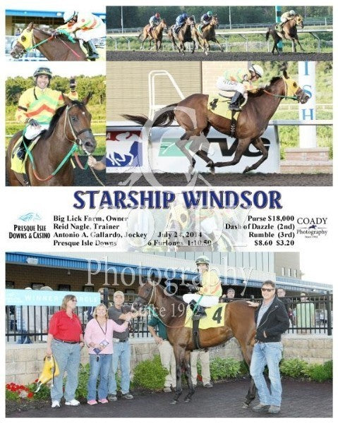 STARSHIP WINDSOR  - 072414 - Race 07 - PID