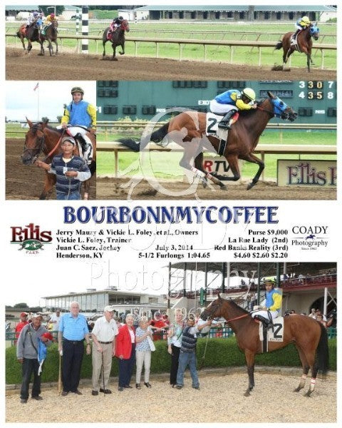 Bourbonnmycoffee - 070314 - Race 05 - ELP