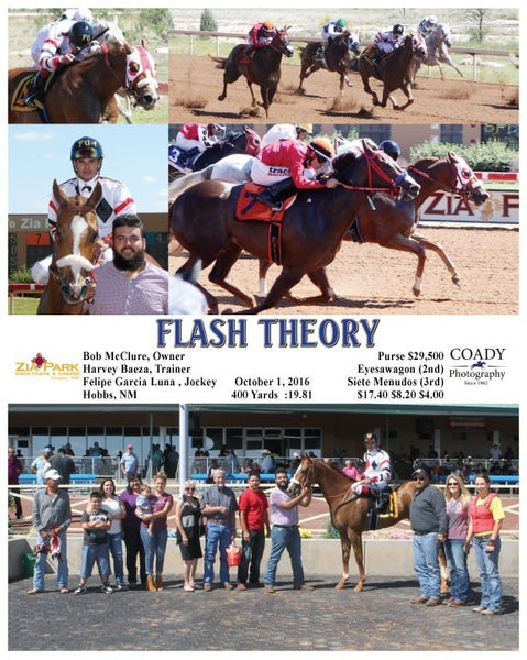 FLASH THEORY - 100116 - Race 03 - ZIA