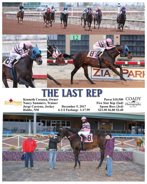 THE LAST REP - 120517 - Race 09 - ZIA