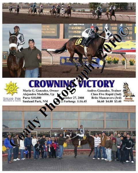 Crowning Victory  -    -  12 27 2008