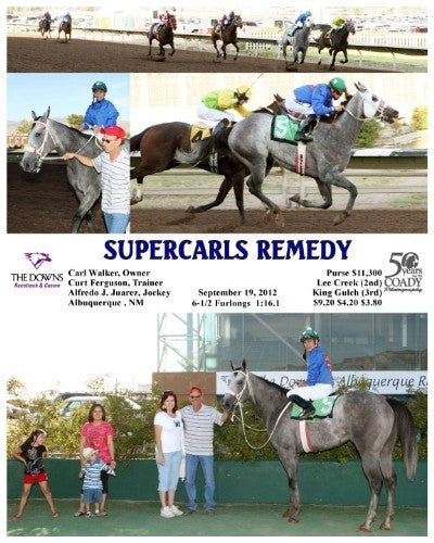 Supercarls Remedy - 091912 - Race 09
