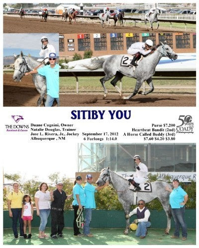 Sitiby You - 091712 - Race 06