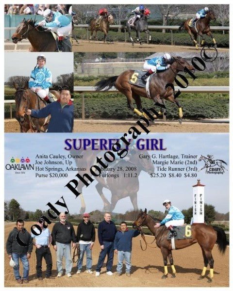 SUPERFLY GIRL  -    -  2 28 2008