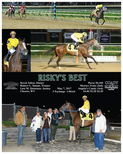 RISKY'S BEST - 050717 - Race 06 - MNR