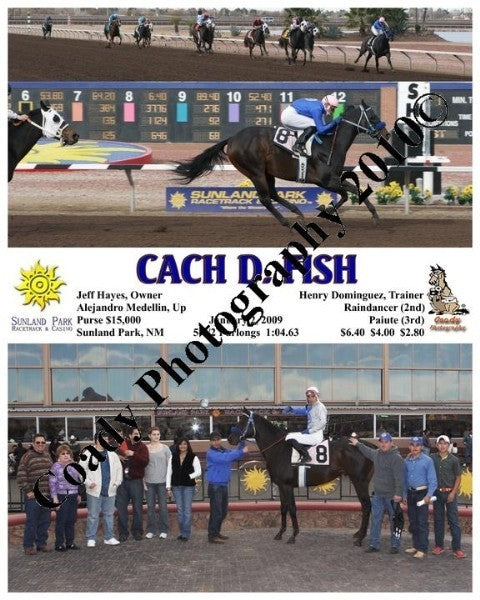 Cach D. Fish  -    -  1 2 2009