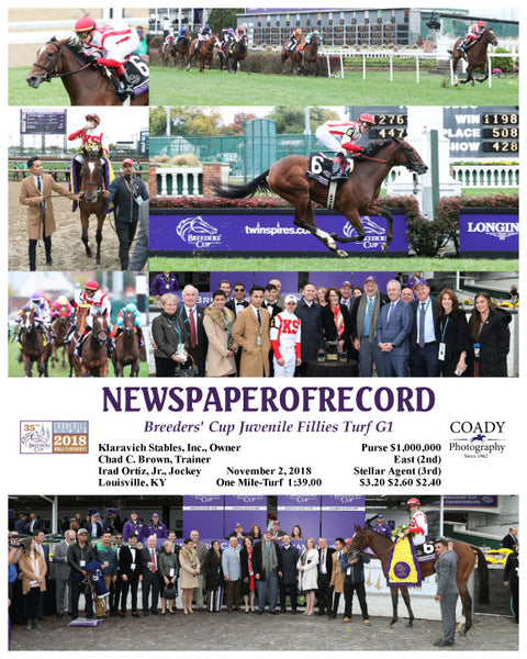 NEWSPAPEROFRECORD - 110218 - Race 06 - CD
