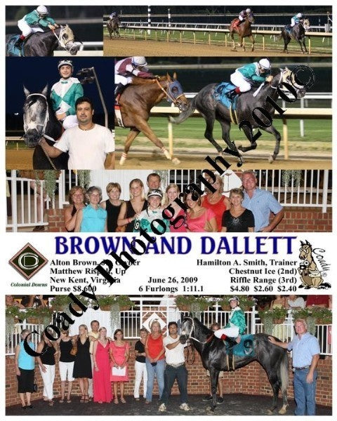 BROWN AND DALLETT  -    -  6 26 2009