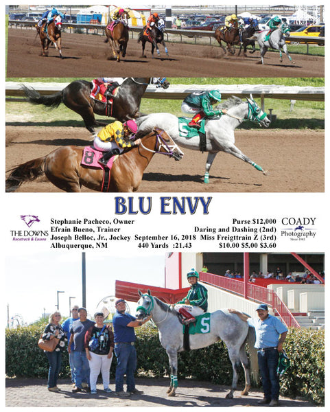 BLU ENVY - 091618 - Race 04 - ALB