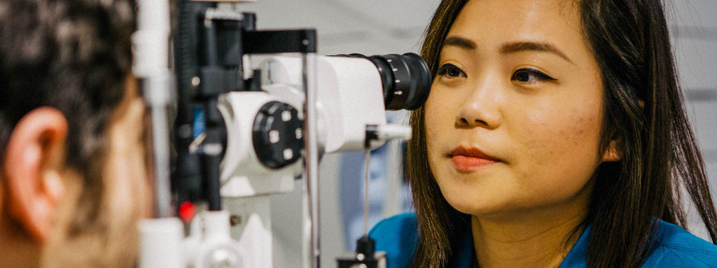 Dr. Lily Liang - Our new on-site optometrist!