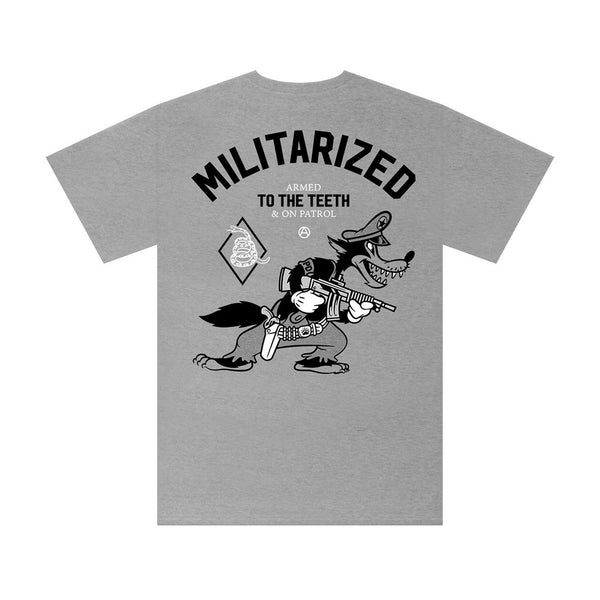 Militarized