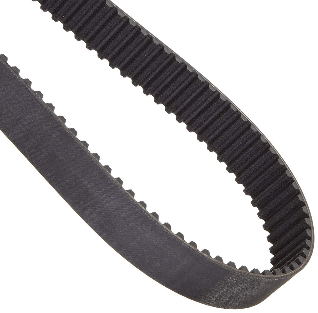 Goodyear Continental ContiTech Dual Hi-Performance Positive Drive Belt, Round Tooth Profile, 8mm Pitch, 8M Profile, Metric