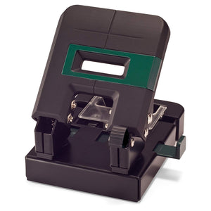 Officemate Recycled 2 Hole Punch with Chip Drawer