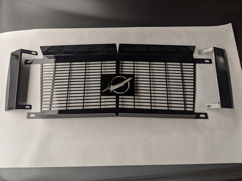 JEWLS Customs 1965 Barracuda Grill