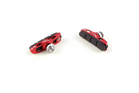 BikeSmart Z-400 SL Brake Pads (Red)