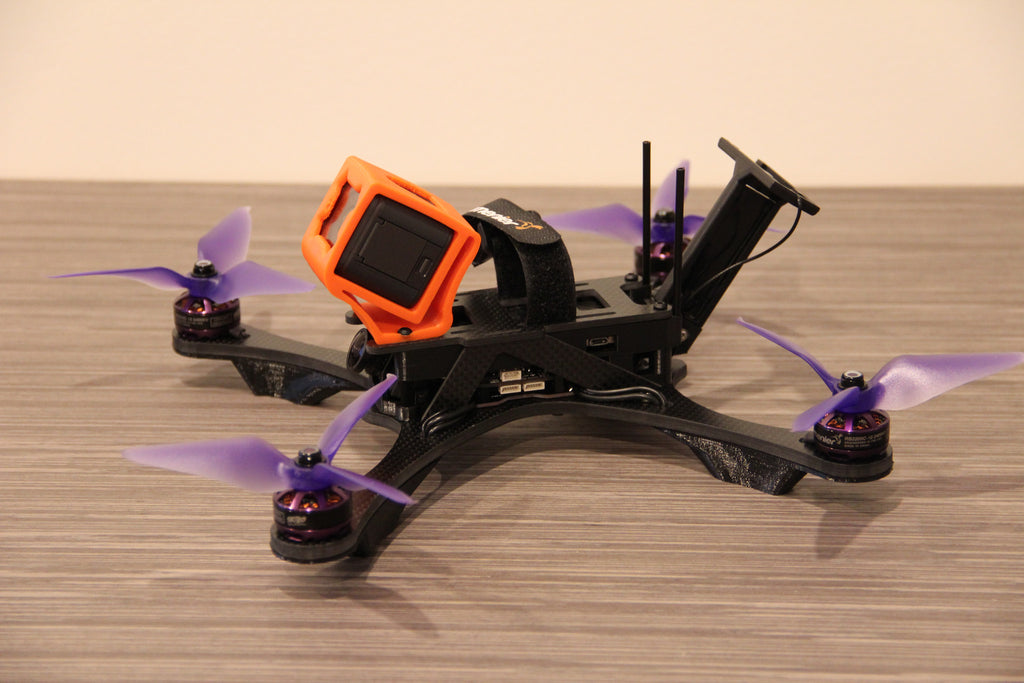 GoPro Session Mount for Stryder5 Airframe