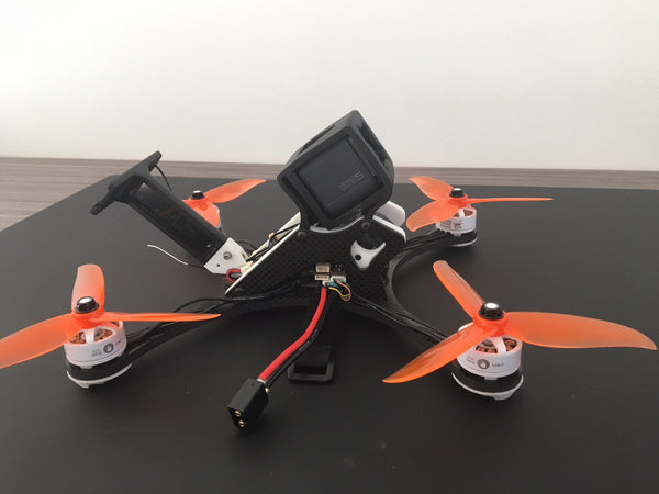 GoPro Session Mount for Mosqyto Frame