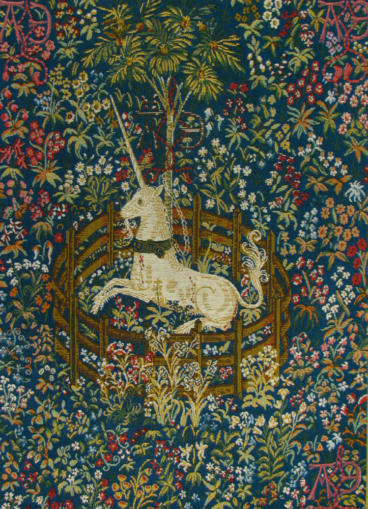 The Cloisters and the Unicorn Tapestries