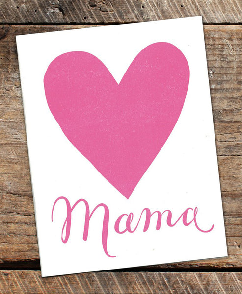 Mother's Day cards and gifts