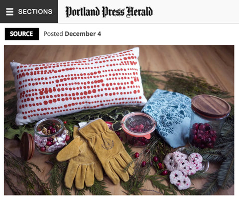 Portland Press Herald Source Gift Guide