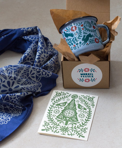 Cozy Hygge Holiday Gift Set