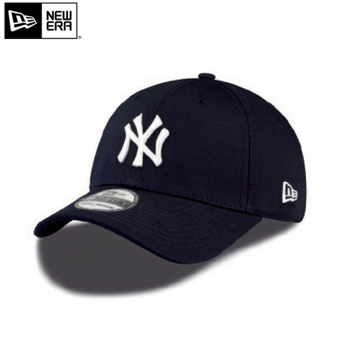 New Era New York Yankees 39Thirty Stretch Fit Cap 'Navy/White'