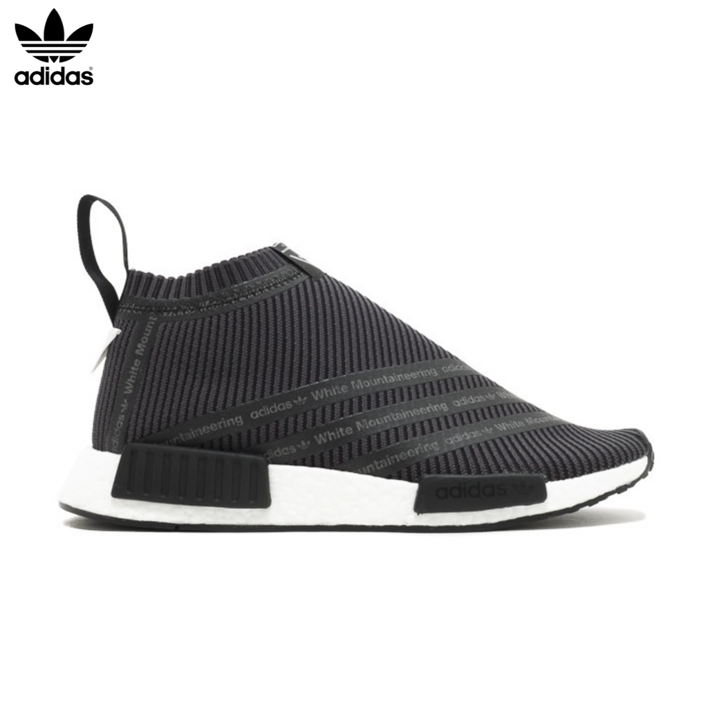 White Mountaineering x Adidas NMD City Sock 'Black'