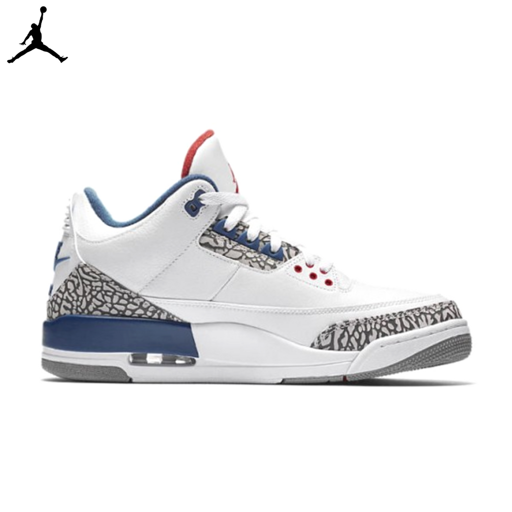 Air Jordan 3 Retro 'True Blue'