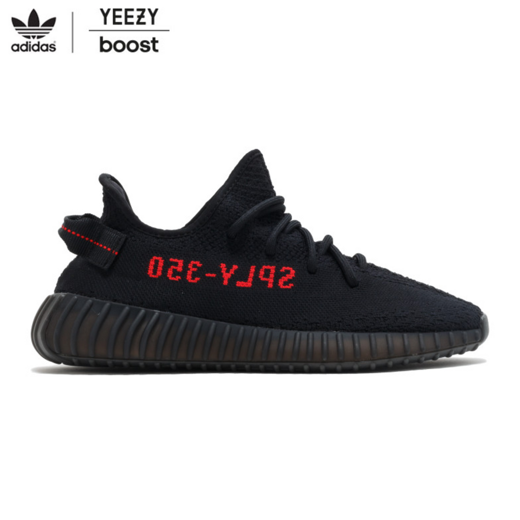 Adidas Yeezy Boost 350 V2 'Black/Red'