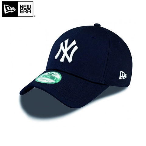 New Era  New York Yankees 9Forty Adjustable Cap 'Navy/White'