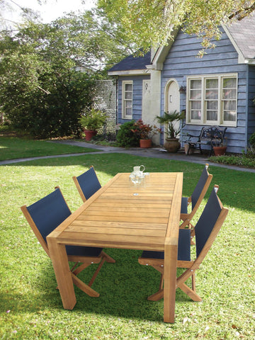 Comfort Dining Set Royal Teak Collection