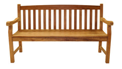 Royal Teak Collection Classic Bench 3 Seater