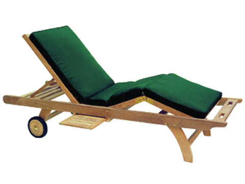 Royal Teak Collection Sun Bed