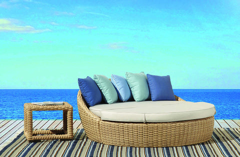 Leucadia Collection by Sunset West Wicker Patio Furniture