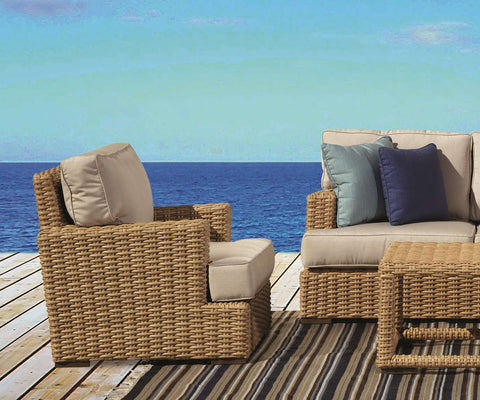 Outdoor Wicker Patio Furniture by Sunset West Patio Furniture