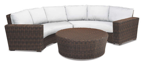 Montecito Curved Outdoor Patio Furniture