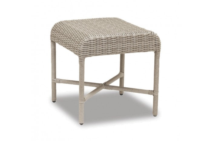 Manhattan All Resin Wicker End Table