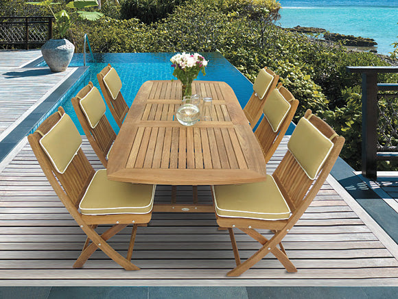 Family Expansion Dining Set For 6