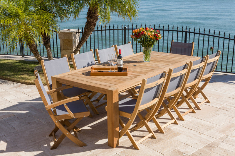 Royal Teak Collection Comfort 96 Dining Table