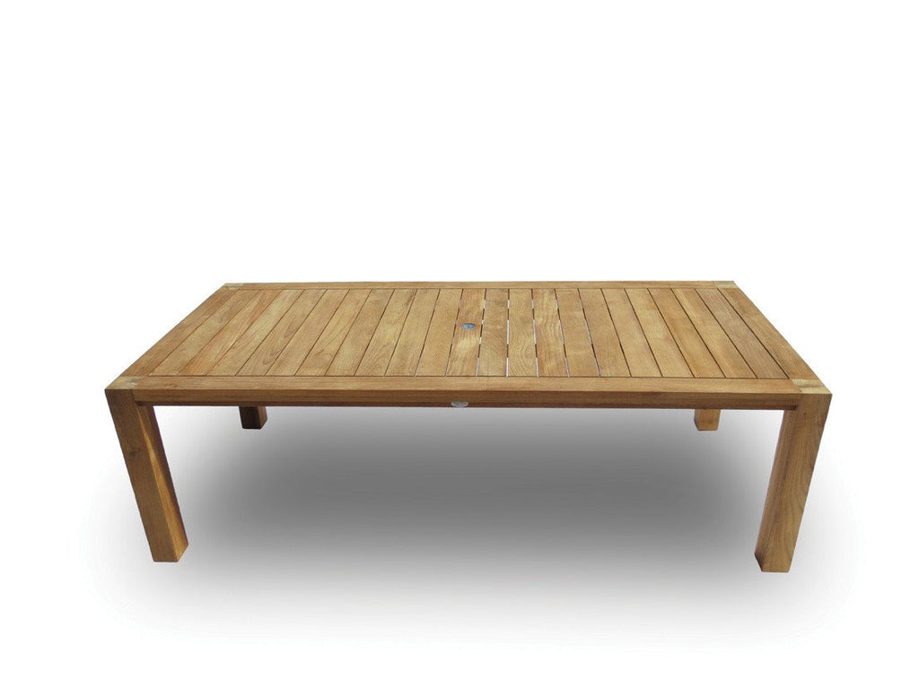 "Comfort 96"" Dining Table Royal Teak Collection"