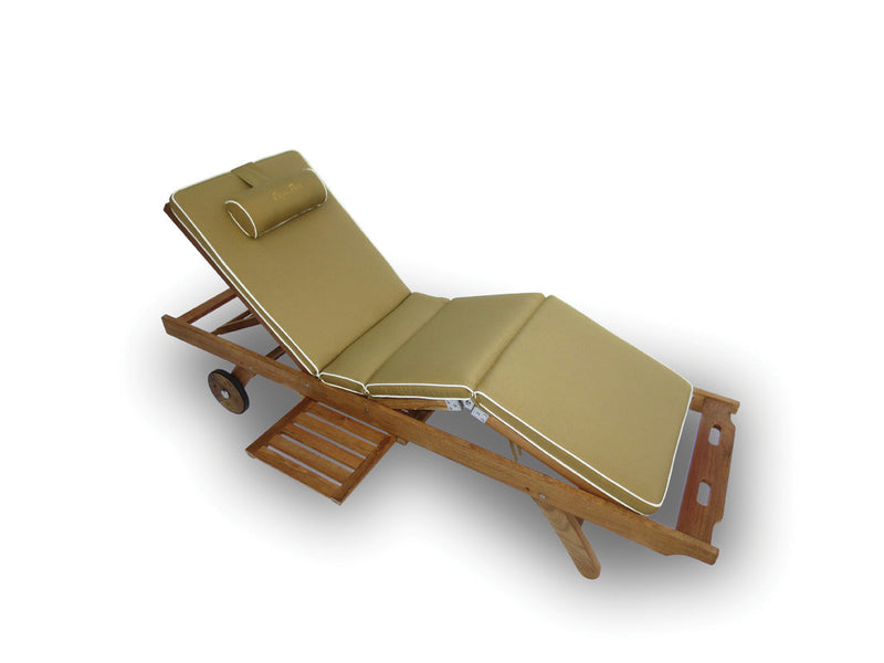 Sun Bed Royal Teak Collection