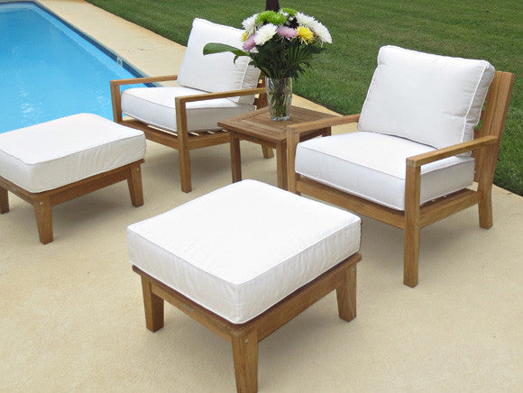 Coastal Deep Seating 5PC
