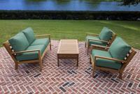 Coastal Deep Seating Set(6pc Set)